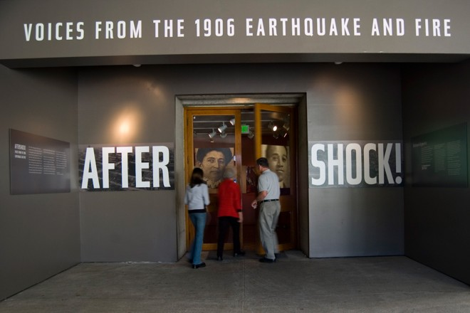 Aftershock! Voices from the 1906 Earthquake and Fire