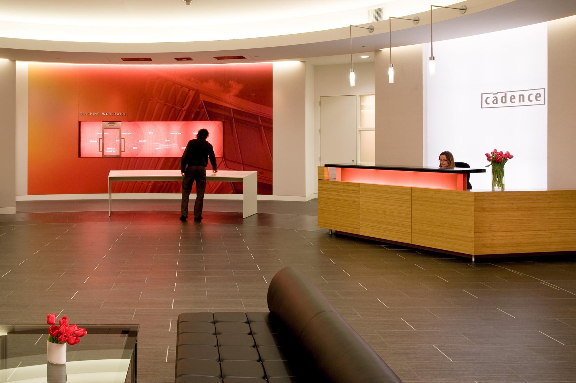 Headquarters Lobby Exhibit