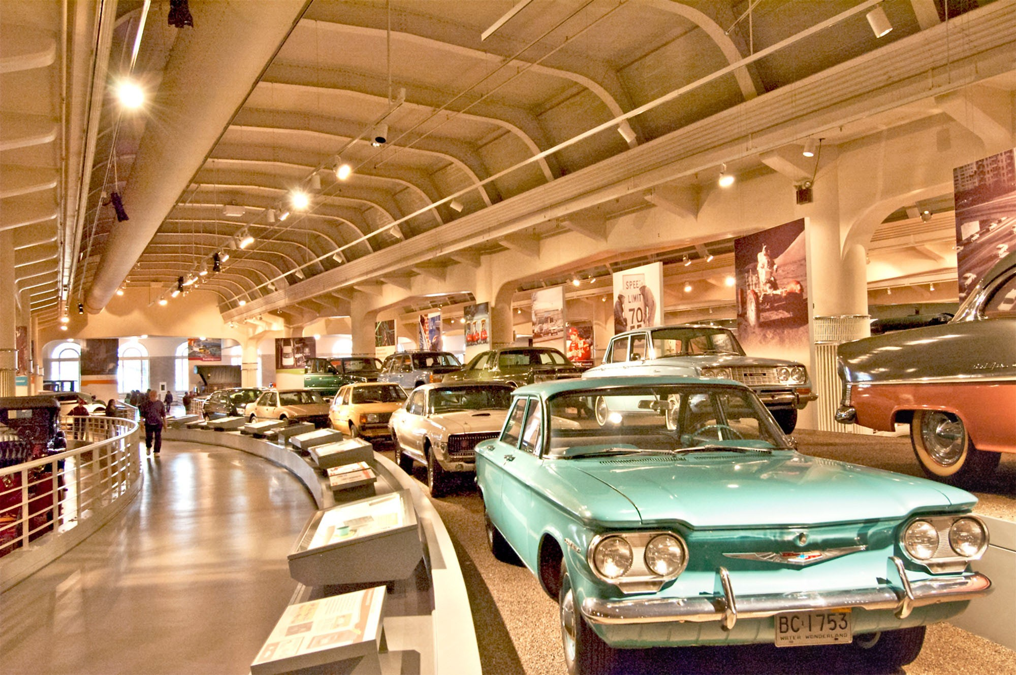 Henry ford museum driving america