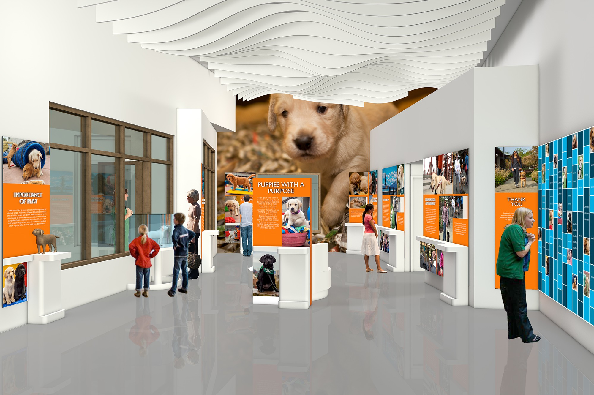 The Puppy Center Learning Lab