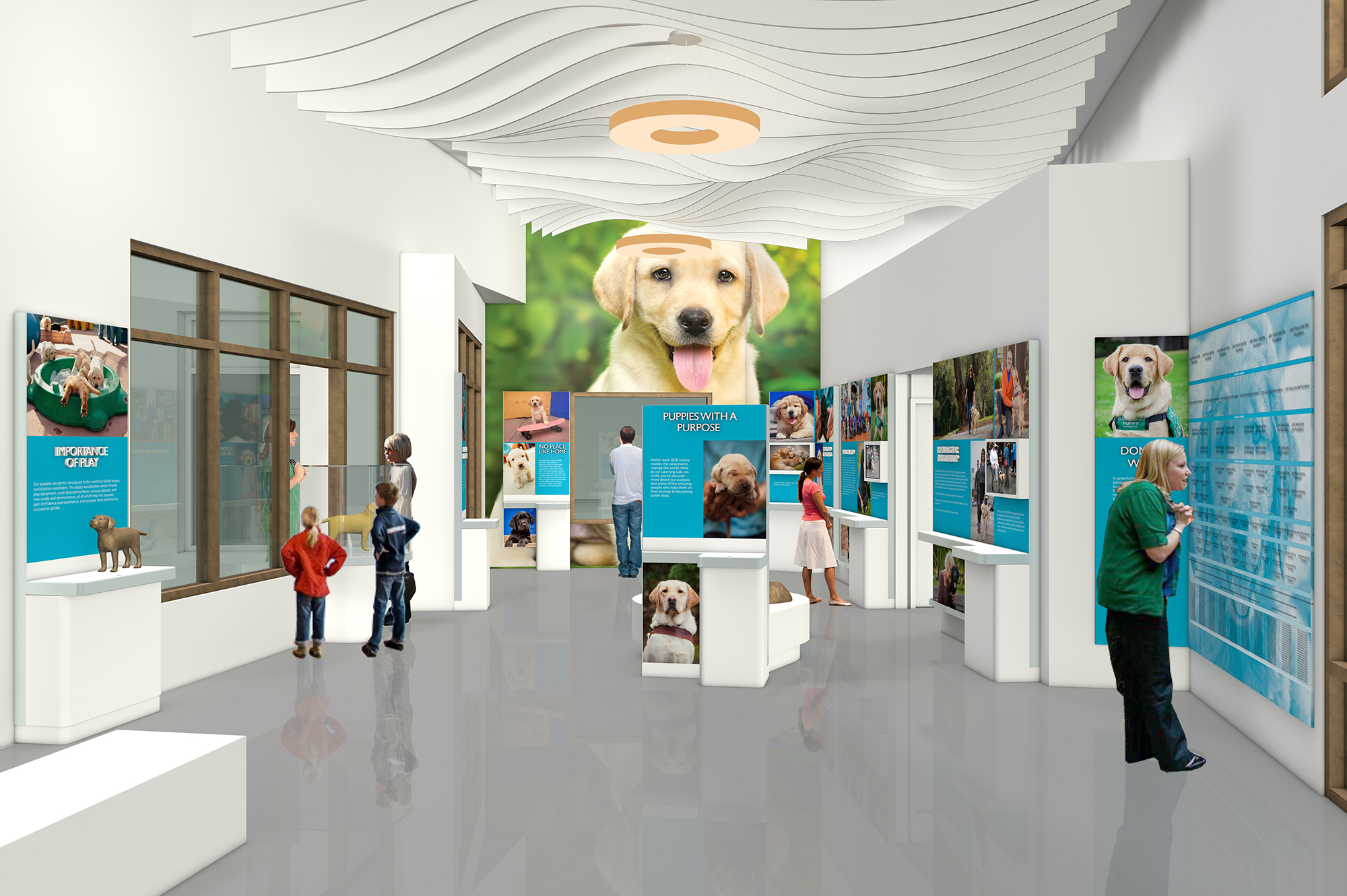 Puppy Center Learning Lab