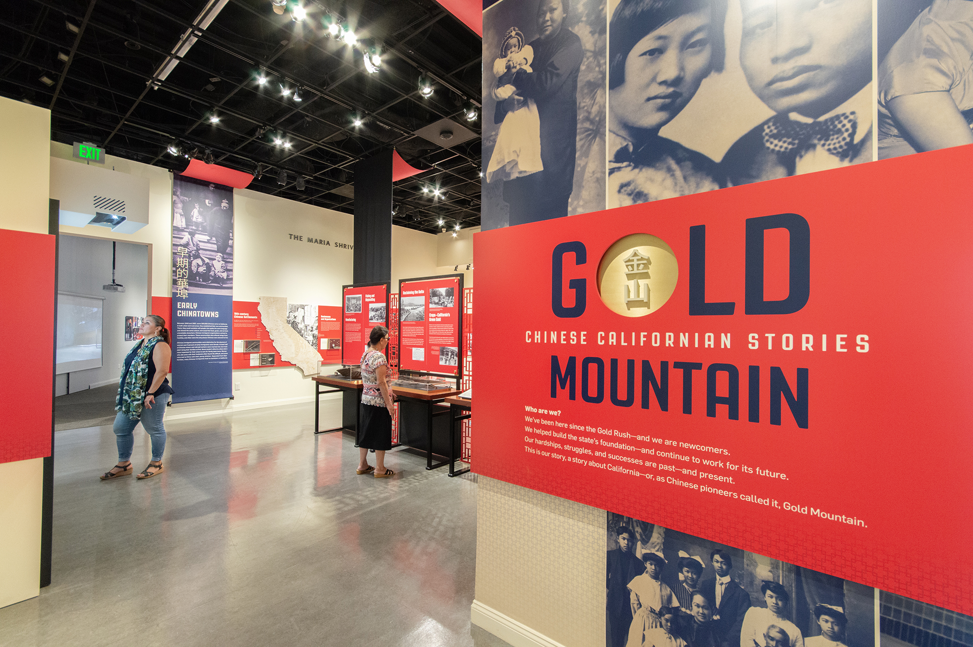 Gold Mountain: Chinese Californian Stories