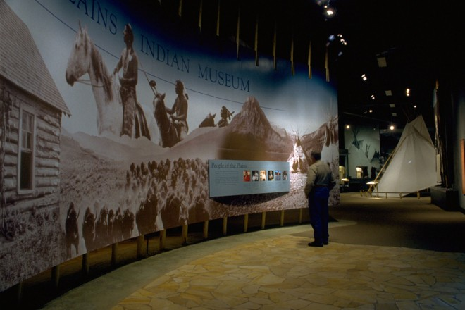 Plains Indian Museum