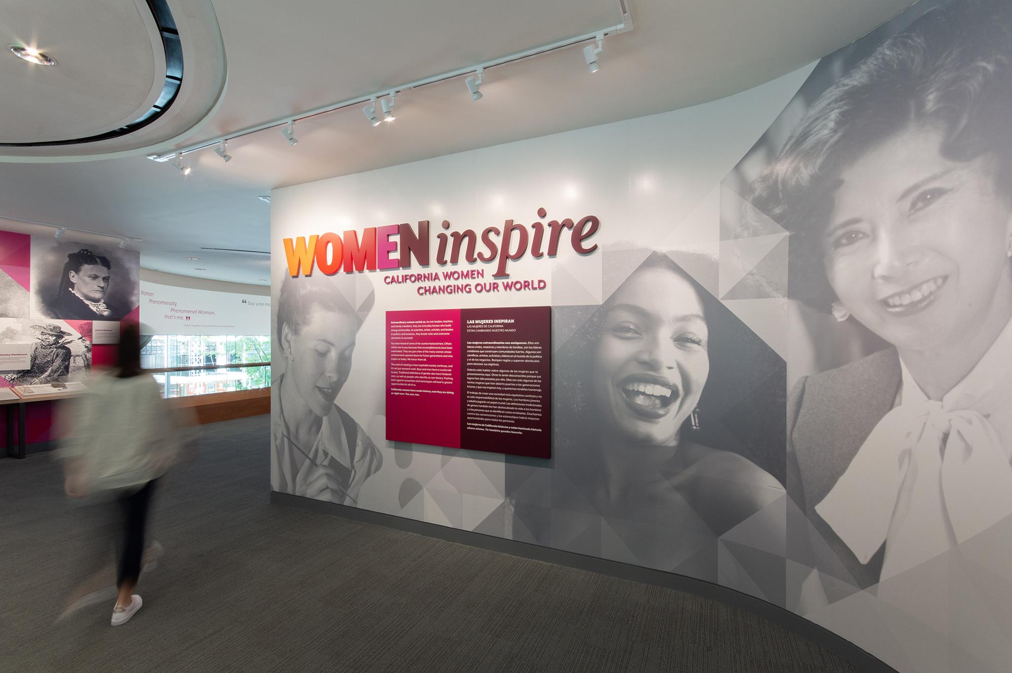 WOMEN Inspire: California Women Changing Our World